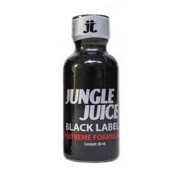 Poppers-Juingle Juice Black-Label - 30 ml.-