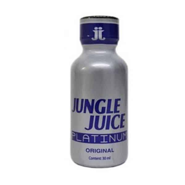 Poppers-Juingle Juice Platinum - 30 ml.-