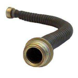 Rubberen slang voor poppersmasker