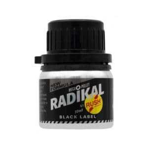 Rush Radikal Black - 30 ml.